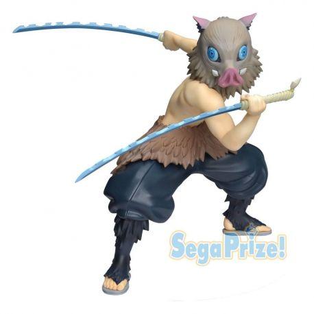 Demon Slayer: Kimetsu no Yaiba statuette Hashibira Inosuke Sega Prize