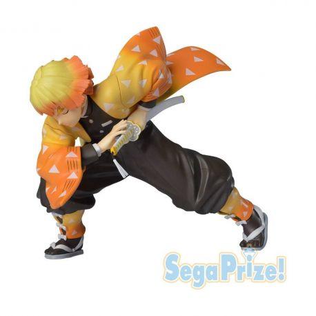 Demon Slayer: Kimetsu no Yaiba statuette Agatsuma Zenitsu Sega Prize