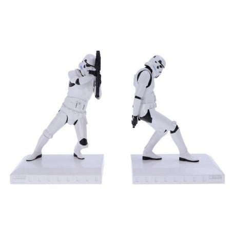 Original Stormtrooper serre-livres Stormtrooper Nemesis Now
