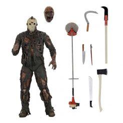Vendredi 13 chapitre 7 figurine Ultimate Jason Neca