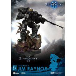 StarCraft II diorama D-Stage Jim Raynor Beast Kingdom Toys