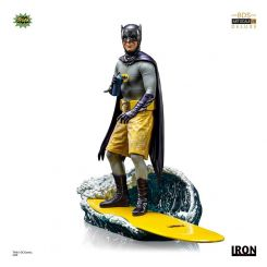 Batman 1966 statuette Deluxe BDS Art Scale 1/10 Batman Iron Studios