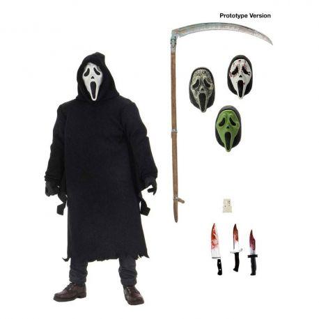 Scream figurine Ultimate Ghostface Neca