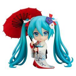 Character Vocal Series 01 figurine Nendoroid Hatsune Miku Korin Kimono Ver. Good Smile Company