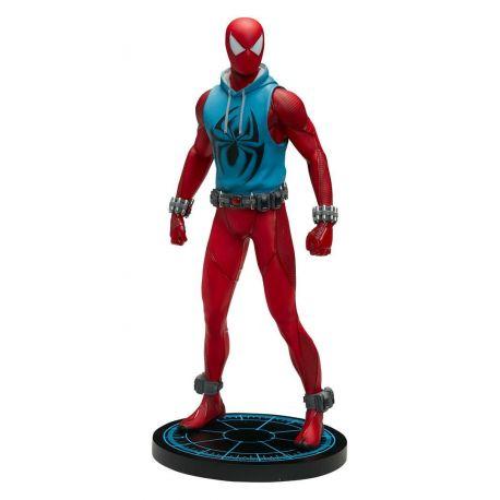 Marvel's Spider-Man statuette 1/10 Scarlet Spider Pop Culture Shock