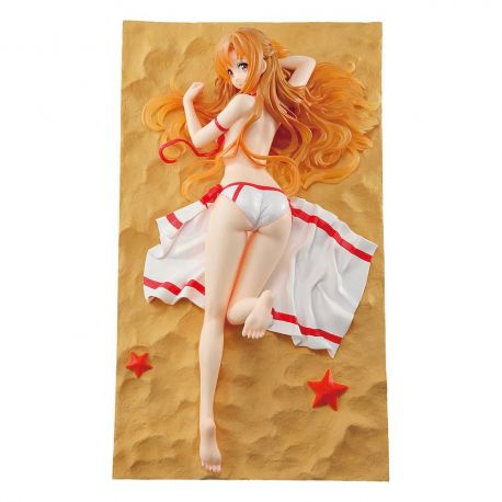 Sword Art Online statuette 1/6 Asuna Vacation Mood Ver. Chara-Ani