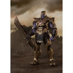 Avengers : Endgame figurine S.H. Figuarts Thanos Final Battle Edition Bandai Tamashii Nations