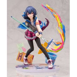 The Idolmaster Shiny Colors statuette 1/8 Rinze Morino Brave Hero Ver. Ami Ami
