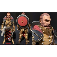 Mythic Legions: Arethyr figurine Magnus Four Horsemen Toy Design