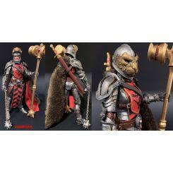 Mythic Legions: Arethyr figurine Hadriana Four Horsemen Toy Design