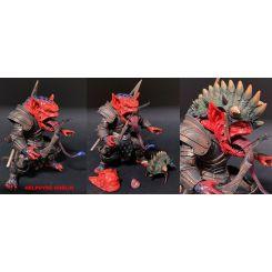 Mythic Legions: Arethyr figurine Helphyre Goblin Four Horsemen Toy Design