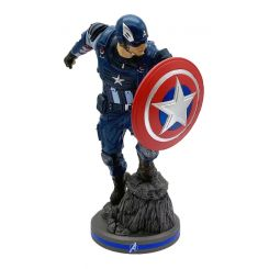 Avengers 2020 Video Game statuette 1/10 Captain America Pop Culture Shock