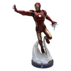 Avengers 2020 Video Game statuette 1/10 Iron Man Pop Culture Shock