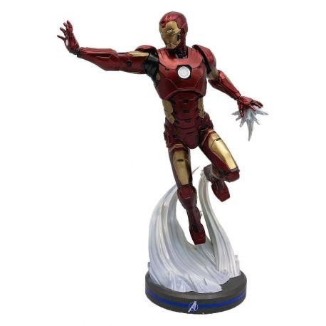 Avengers 2020 Video Game statuette 1/10 Iron Man Pop Culture Shock