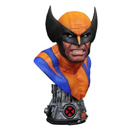 Marvel Comics Legends in 3D buste 1/2 Wolverine Diamond Select