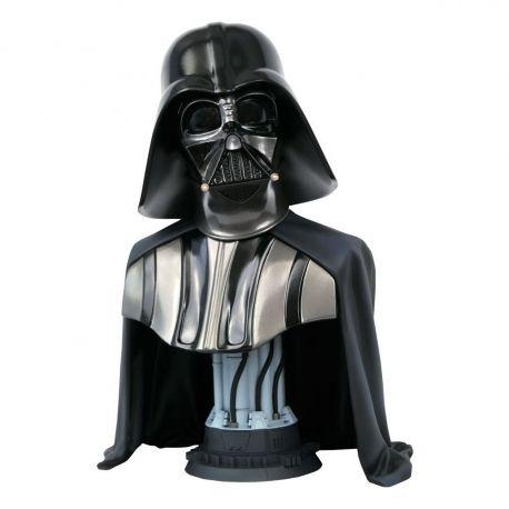 Star Wars Episode IV buste 1/2 Darth Vader Legends in 3D Diamond Select