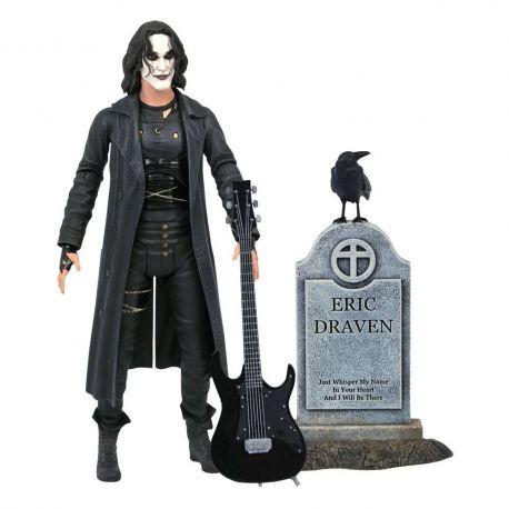 The Crow figurine Deluxe Eric Draven Diamond Select