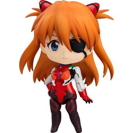 Rebuild of Evangelion figurine Nendoroid Asuka Shikinami Langley Plugsuit Ver. Good Smile Company