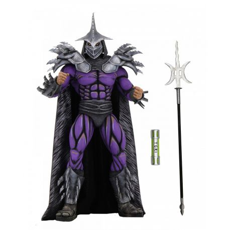 Les Tortues ninja figurine Deluxe Super Shredder Neca