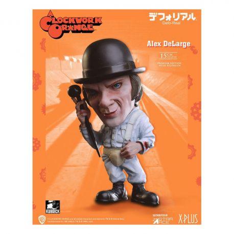 Orange mécanique statuette Defo-Real Series Alex DeLarge Star Ace Toys