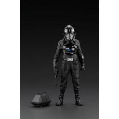 Star Wars A New Hop statuette ARTFX+ 1/10 Tie Fighter Pilot Backstabber & Mouse Droid Exclusive Kotobukiya