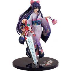 Date A Live statuette 1/7 Tohka Yatogami Finest Kimono Ver. Kadokawa