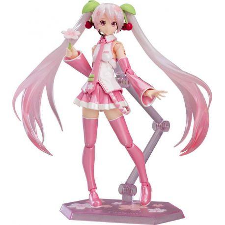 Character Vocal Series 01: Hatsune Miku figurine Figma Sakura Miku Max Factory
