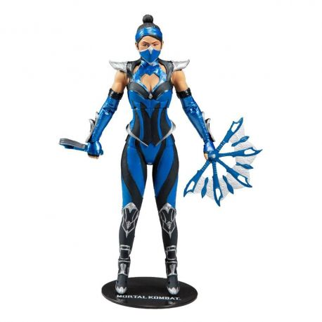 Mortal Kombat 3 figurine Kitana McFarlane Toys