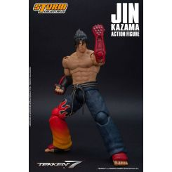 Tekken 7 figurine 1/12 Jin Kazama Storm Collectibles