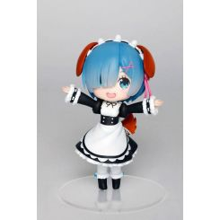 Re:Zero figurine Rem Doll Crystal Dog Ears Version Taito Prize