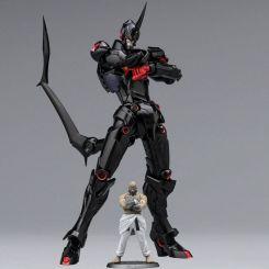Gurren Lagann figurine PLAIOBOT Plastic Model Kit Lazengann Sentinel