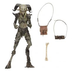 Guillermo del Toro figurine Signature Collection Faun (Le Labyrinthe de Pan) Neca