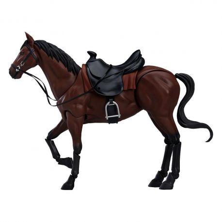 Original Character figurine Figma Horse ver. 2 (Chestnut) Max Factory