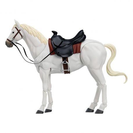Original Character figurine Figma Horse ver. 2 (White) Max Factory