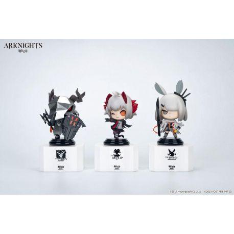 Arknights statuettes Deformed Vol. 3 Set Box APEX