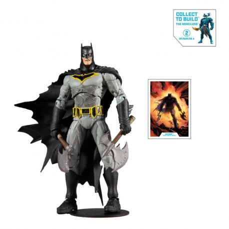 DC Multiverse figurine Build A Batman (Dark Nights: Metal) McFarlane Toys