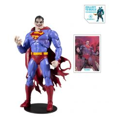 DC Multiverse figurine Build A Superman The Infected McFarlane Toys