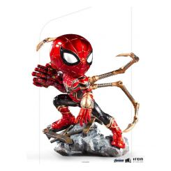 Avengers Endgame figurine Mini Co. Iron Spider Iron Studios