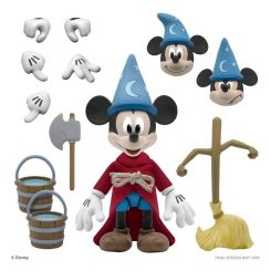 Disney figurine Ultimates Sorcerer's Apprentice Mickey Mouse Super7