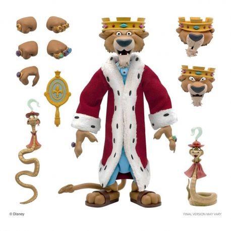 Disney figurine Ultimates Prince John Super7