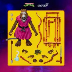 Les Tortues ninja figurine Ultimates Splinter Super7