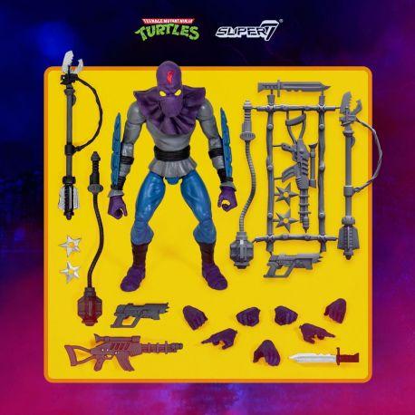 Les Tortues ninja figurine Ultimates Foot Soldier Super7