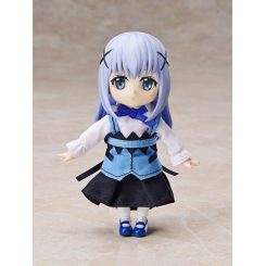 Is the Order a Rabbit? figurine Chibikko Doll Chino Funny Knights