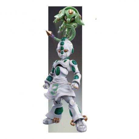 JoJo's Bizarre Adventure figurine Super Action Chozokado (Ec Act 2 & Ec Act 3) Medicos Entertainment