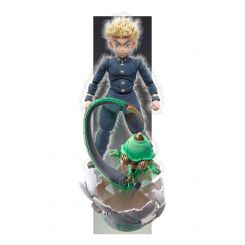 JoJo's Bizarre Adventure figurine Super Action Chozokado (Koichi Hirose & Ec Act 1) Medicos Entertainment