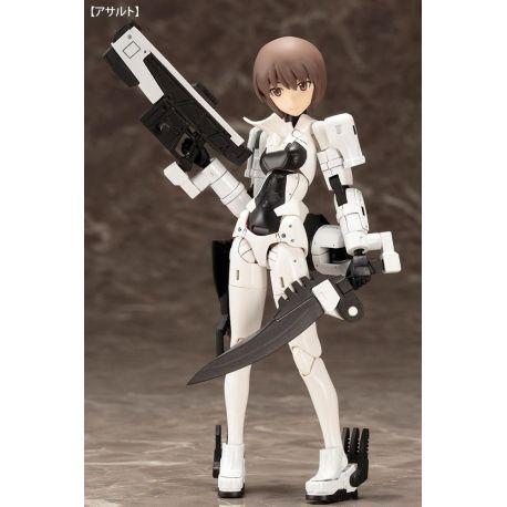 Megami Device figurine Plastic Model Kit 1/1 Wism Soldier Assault Scout Kotobukiya