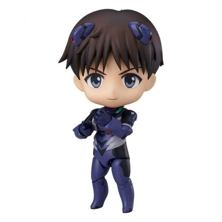 Rebuild of Evangelion figurine Nendoroid Shinji Ikari Plugsuit Ver. Good Smile Company