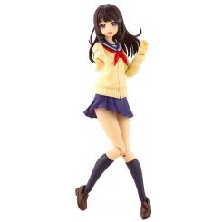 Sousai Shojo Teien figurine Plastic Model Kit 1/10 Madoka Yuki Touou High School Winter Clothes Kotobukiya