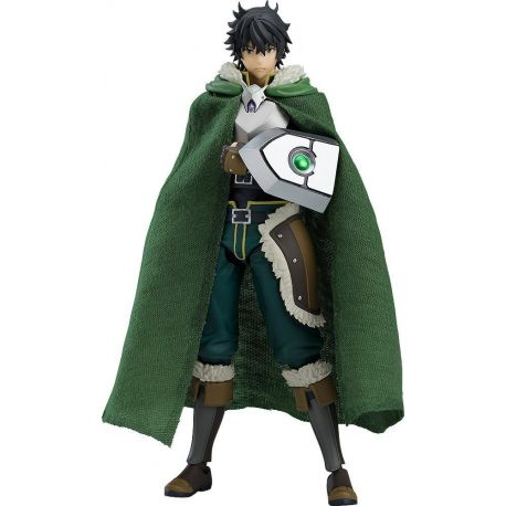 The Rising of the Shield Hero figurine Figma Naofumi Iwatani Max Factory