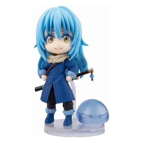 That Time I Got Reincarnated as a Slime figurine Figuarts mini Rimuru Tempest Bandai Tamashii Nations